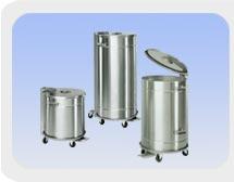 Pattumiere cucina in acciaio inox | INOX POWER Srl